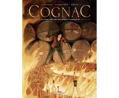 Cognac T03. Le Cimetière des machines à vendanger