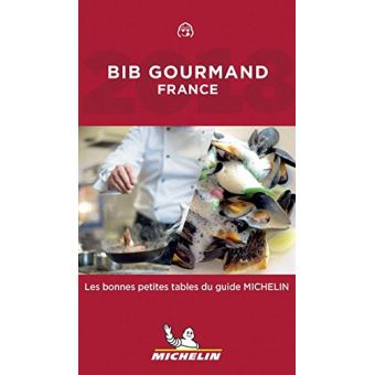 Le Guide Michelin Bib Gourmand France