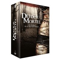 Coffret Détour mortel 6 films Edition limitée DVD
