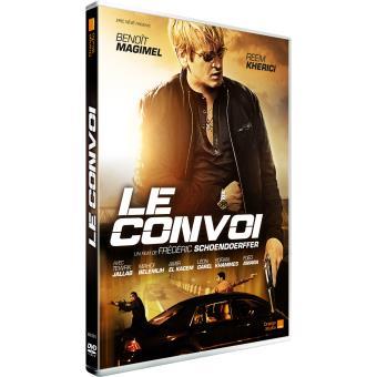 Le convoi DVD