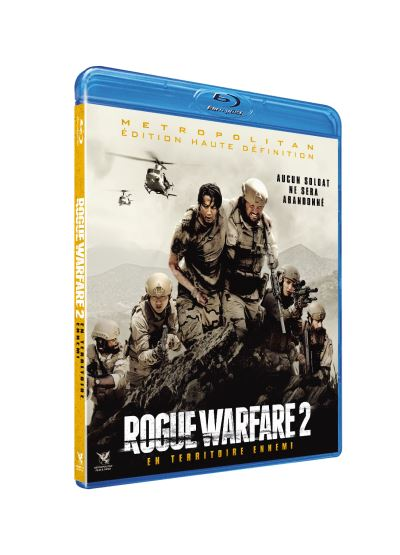 blu-ray de rogue warfare 2