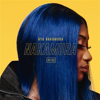 Cover Aya Nakamura - Nakamura album