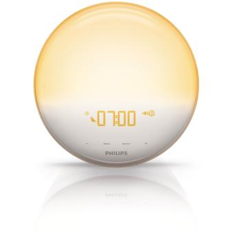 Philips Wake-up Light 16,5 W wit HF3520/01