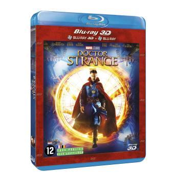 DOCTOR STRANGE-3D2D-BIL