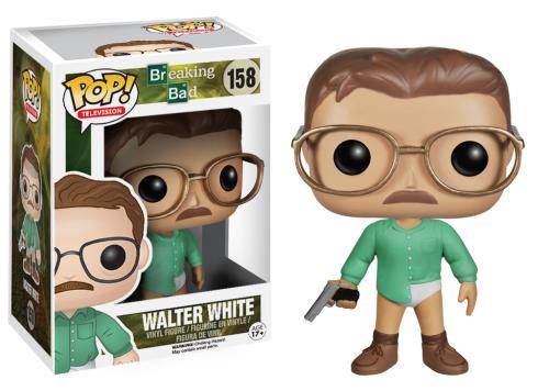 Figurine Funko Pop Breaking Bad Walter White