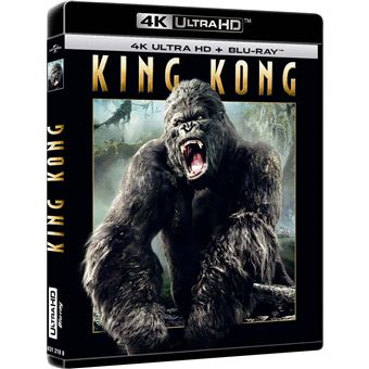 King KongKing Kong Blu-ray 4K Ultra HD