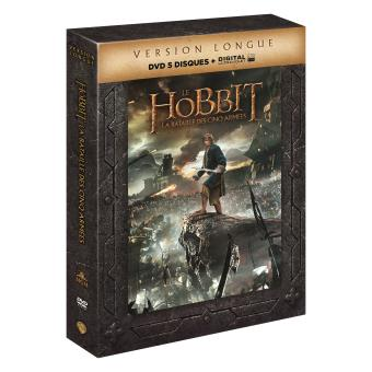 Bilbo le HobbitHobbit - Battle Of The Five Armies Collector's Edition