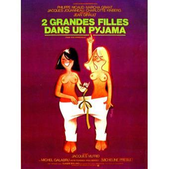 Deux grandes filles dans un pyjama DVD
