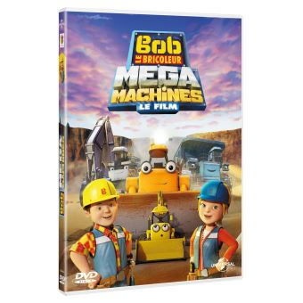 Bob le BricoleurBob le Bricoleur : Mega Machines Le film DVD