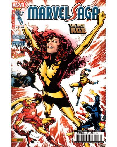 Marvel Saga -  : Marvel Saga