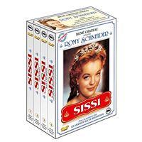 Coffret Sissi L'Intégrale des 4 films DVD