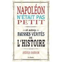 Napoléon n'était pas petit