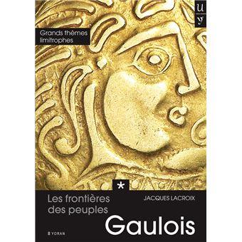 Les frontières des peuples gaulois