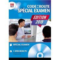 Code de la route special examen 2019