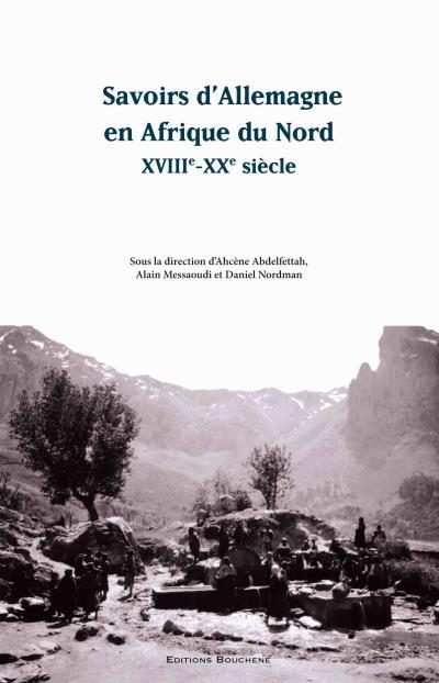 Savoirs d'Allemagne en Afrique du Nord