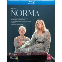 NORMA (LIVE FROM MET)/BLURAY