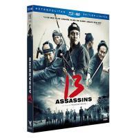 13 Assassins Combo Blu-Ray DVD