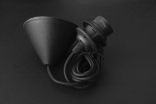 Cordon électrique Vita noir