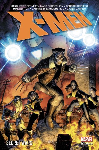 X-men secret wars