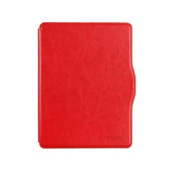 Gecko - Slimfit Cover Kobo Aura H2O (Edition 2) - Red