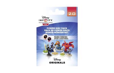Pack De 2 Power Discs Disney Disney Infinity 20 Jeux Vidéo
