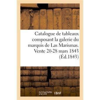 Catalogue de tableaux anciens des écoles espagnole, italienne, statues