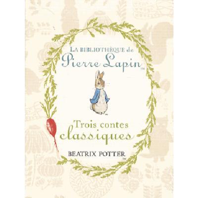 Pierre Lapin - 3 volumes : Coffret Pierre Lapin