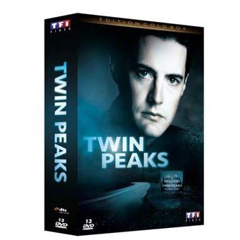 Twin PeaksCoffret Twin Peaks Saisons 1 et 2 DVD