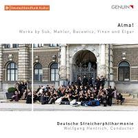 Alma! Œuvres  pour orchestre à cordes