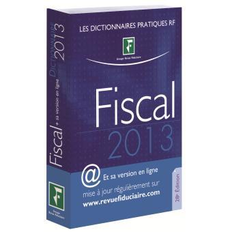 Dictionnaire fiscal du patrimoine