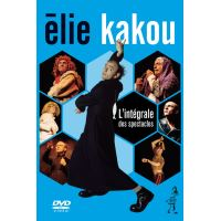 L'intégrale des spectacles DVD