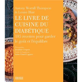 Le livre de cuisine du diabetique