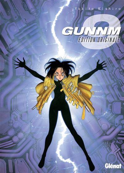 Gunnm - Édition originale