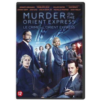 MURDER ON THE ORIENT EXPRESS-BIL