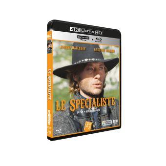 Le Spécialiste Blu-ray 4K Ultra HD