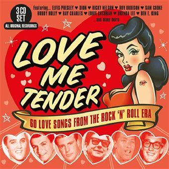 LOVE ME TENDER/3CD