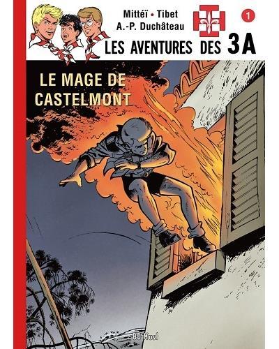 Le mage de Castelmont