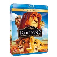 Le Roi Lion 2 : L'Honneur de la tribu - Blu-Ray