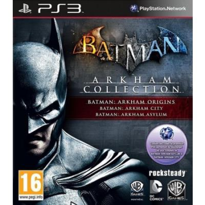 Batman Arkham Collection PS3 - PlayStation 3