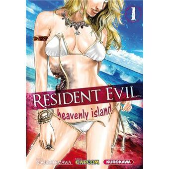 Resident EvilResident Evil - Heavenly Island