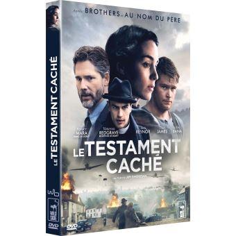 Le testament caché DVD