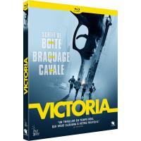 Victoria Blu-ray