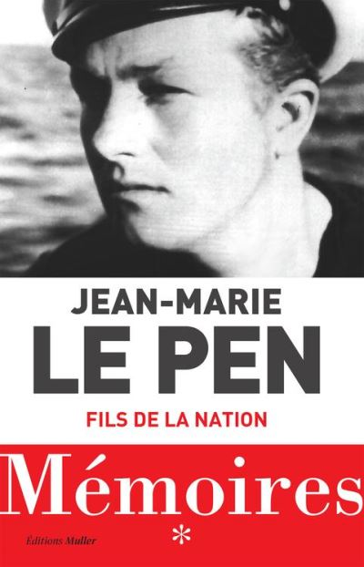 Mémoires - Fils de la nation - 9791090947221 - 16,99 €