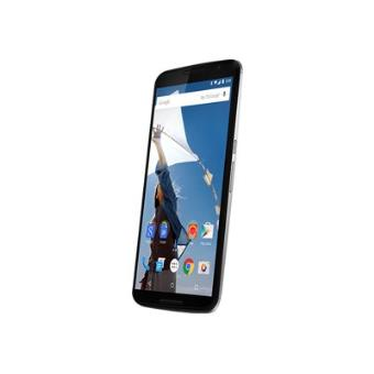 Google Nexus 6 - wolkenwit - 4G LTE - 64 GB - GSM - Android smartphone