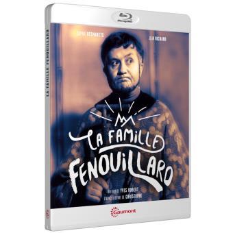 La famille Fenouillard Blu-ray