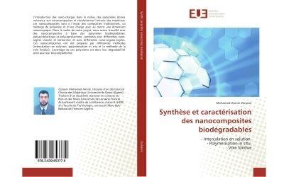 Synthèse et caracterisation des nanocomposites biodegradables