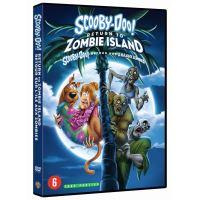 Scooby-Doo ! Retour sur l'île aux zombies DVD
