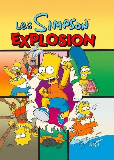 Simpsons Explosion
