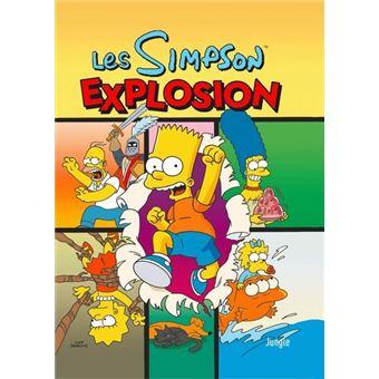 Simpsons ExplosionSimpsons Explosion