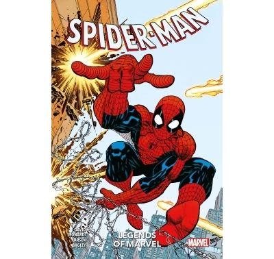 Les légendes de Marvel